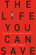 Pdf The Life You Can Save