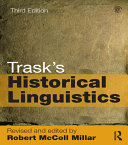 Trask s Historical Linguistics
