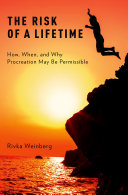The Risk of a Lifetime Pdf