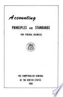 Accounting Principles And Standards For Federal Agencies PDF