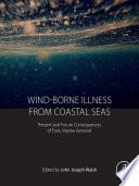 Wind Borne Illness from Coastal Seas