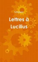 Pdf Lettres à Lucilius
