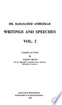 Dr. Babasaheb Ambedkar, Writings and Speeches: Dr Ambedkar in the Bombay Legislature, with the Simon Commission and at the Round Table Conferences, 1927-1939