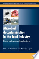 Microbial Decontamination In The Food Industry Book PDF