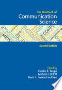 The Handbook Of Communication Science Book PDF