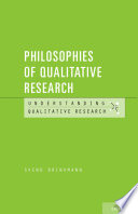 Philosophies of Qualitative Research