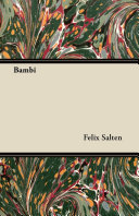 Bambi [Pdf/ePub] eBook