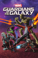 Marvel Universe Guardians of the Galaxy Book