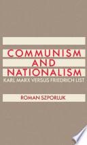 Communism and Nationalism