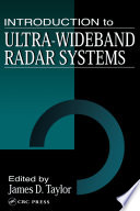 Introduction to Ultra Wideband Radar Systems