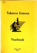 Tobacco Science