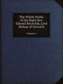 The Whole Works of the Right Rev. Edward Reynolds, Lord Bishop of Norwich Pdf/ePub eBook