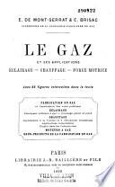 Le gaz et ses applications