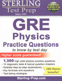 Sterling Test Prep GRE Physics Practice Questions