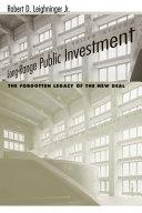 Long-range Public Investment
