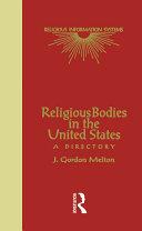 Religious Bodies in the U S