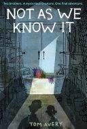 Not As We Know It Pdf/ePub eBook