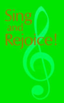 Sing and Rejoice   music    New Hymns for Congregations Book PDF