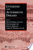 Cytokines and Autoimmune Diseases Book