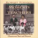 Pdf Moments for Teachers