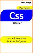 Pdf Web Tasarım Css Stil Şablonları Dersleri Türkçe Telecharger