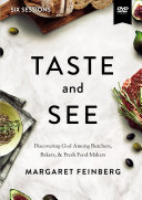 Taste and See Video Study Book