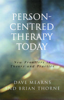 Person-Centred Therapy Today