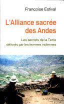 L'alliance sacrée des Andes Pdf/ePub eBook