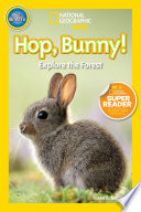 National Geographic Readers Hop Bunny