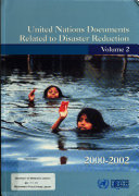 United Nations Documents Related to Disaster Reduction