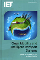 Clean Mobility And Intelligent Transport Systems Book PDF