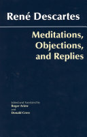 Pdf Meditations, Objections, and Replies