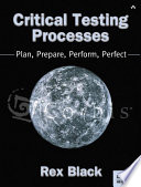 Critical Testing Processes Book PDF