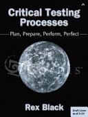 Critical Testing Processes
