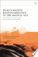Human Rights Responsibilities in the Digital Age Book