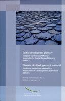 Glossaire Du Développement Territorial
