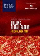 Pdf Leadership Mosaics Across China