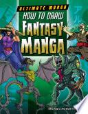 How to Draw Fantasy Manga Book