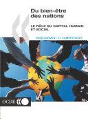 Du bien-être des nations Le rôle du capital humain et social [Pdf/ePub] eBook