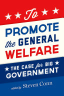 Pdf To Promote the General Welfare