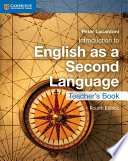 Cambridge Igcse Introduction To English As A Second Language Teacher S Book