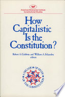 How Capitalistic Is The Constitution