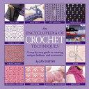 The Encyclopedia of Crochet Techniques