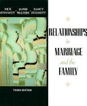 Relationships in Marriage   the Family