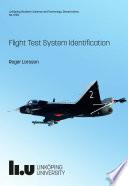 Flight Test System Identification
