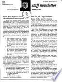 Job Corps Staff Newsletter