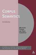 Corpus Semantics