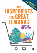 Pdf The Ingredients for Great Teaching