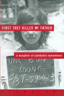 First They Killed My Father Book