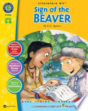 The Sign of the Beaver   Literature Kit Gr  5 6